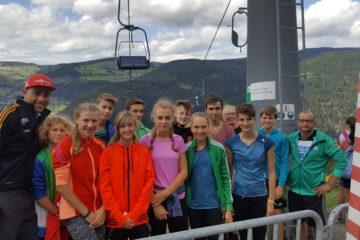 FIS Youth Cup Hinterzarten Juli 21016