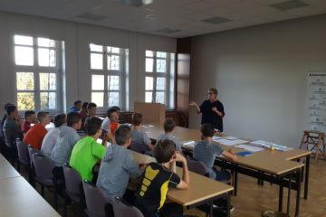 Workshop Ernährung mit Andrea Stensitzky-Thielemans