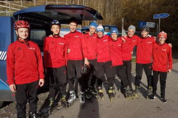 Eindrücke vom D/C Kader Lehrgang aus Oberstdorf